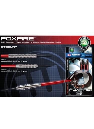 Foxfire %80 Tungsten Çelik Uçlu Dart-22 Gram-Winmau